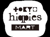 tokyo hippies martメインロゴ