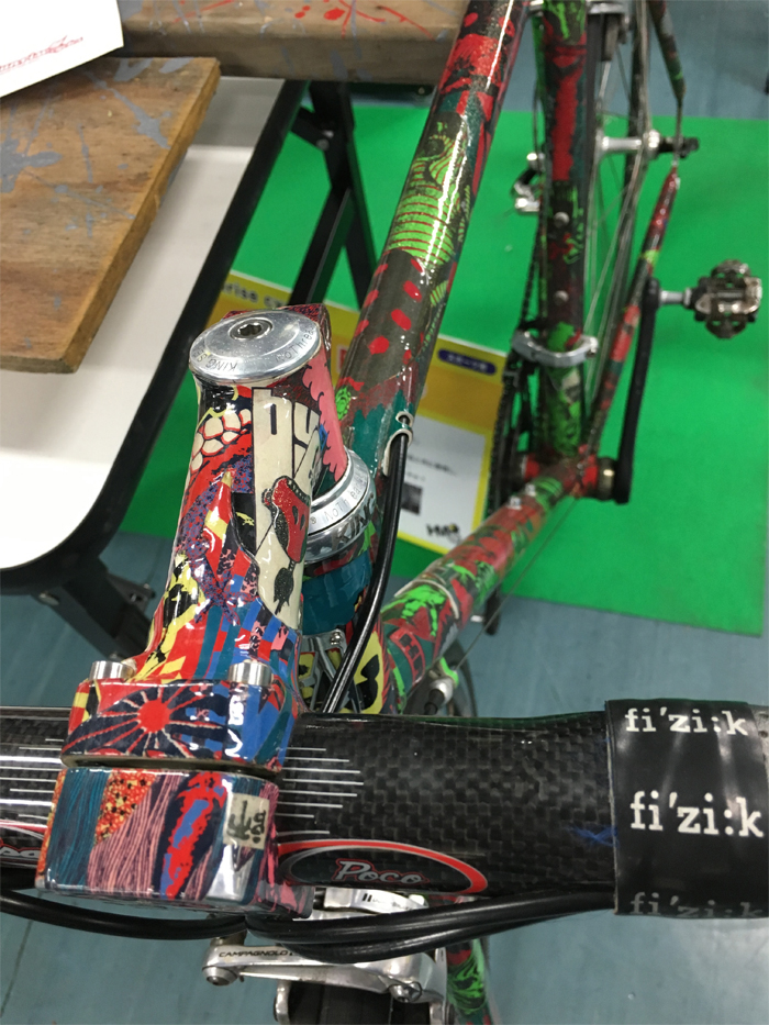 Handmade Bicycle Exhibition_tokyo hippies mart_011