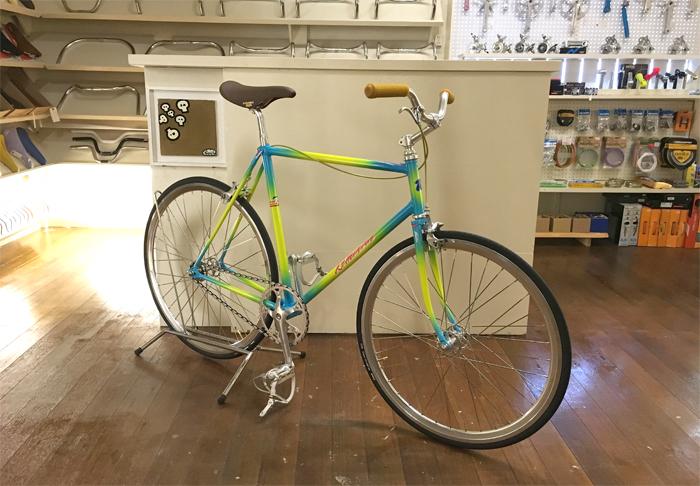 reminton_fixed_gear_pist_pista_trackbike_njs_keirin_tokyo hippies mart_tokyo_hippies_mart_yellow_pinstripe_01